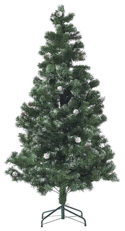 クリスマスツリー 松かさスノータイプ 180cm