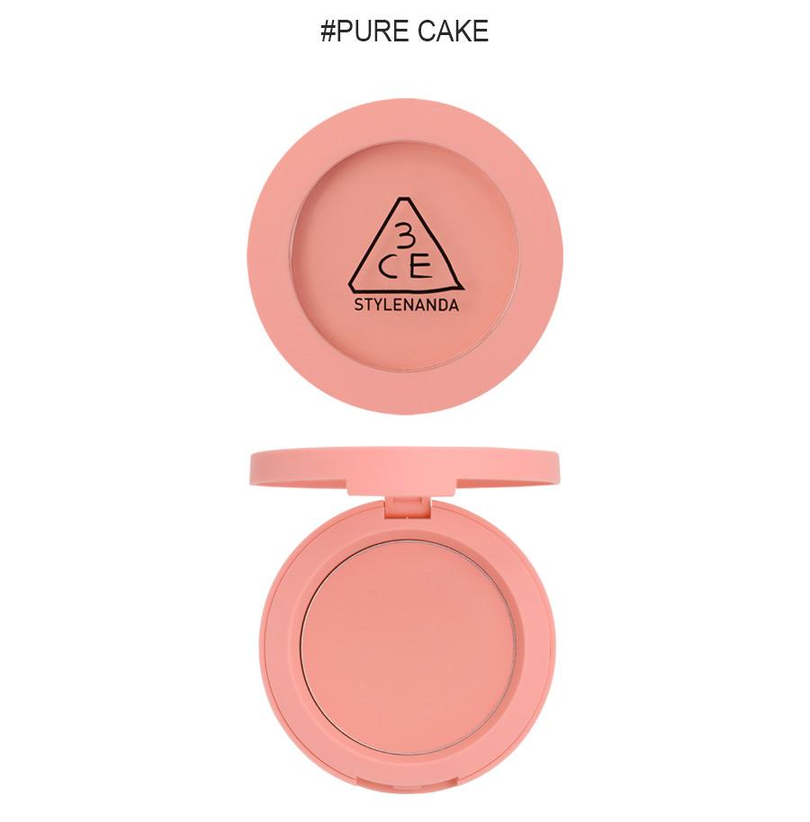 FACE BLUSH #PURE CAKE
