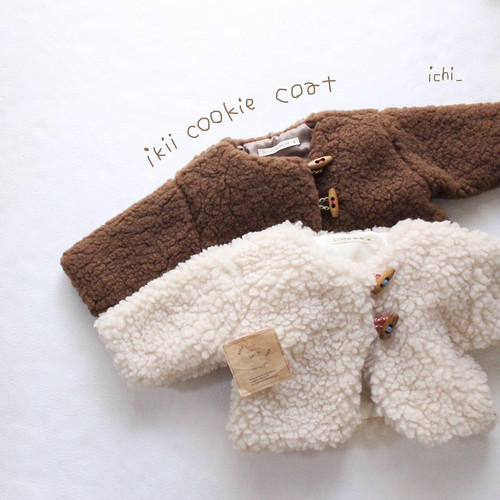 ikii cookie coat