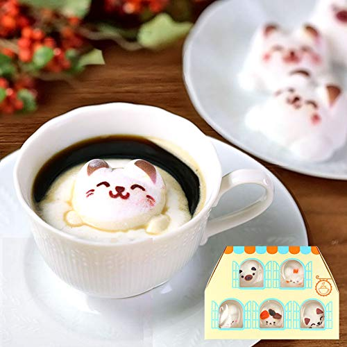 Latte ラテ マシュマロ