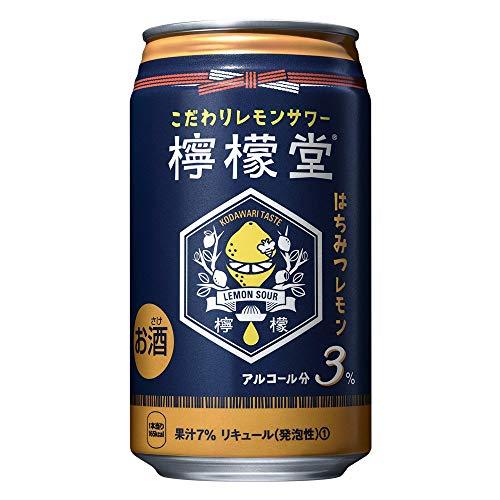 檸檬堂 はちみつレモン 缶