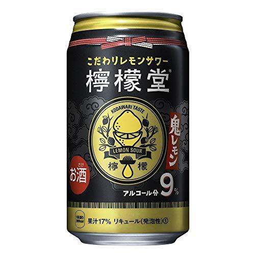 檸檬堂 鬼レモン 缶