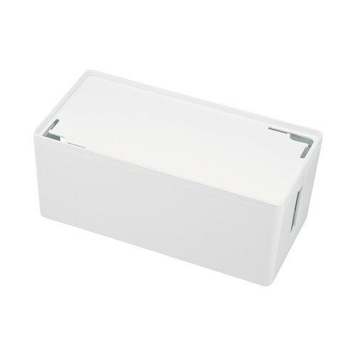 ケーブル&タップ収納ボックス Mサイズ