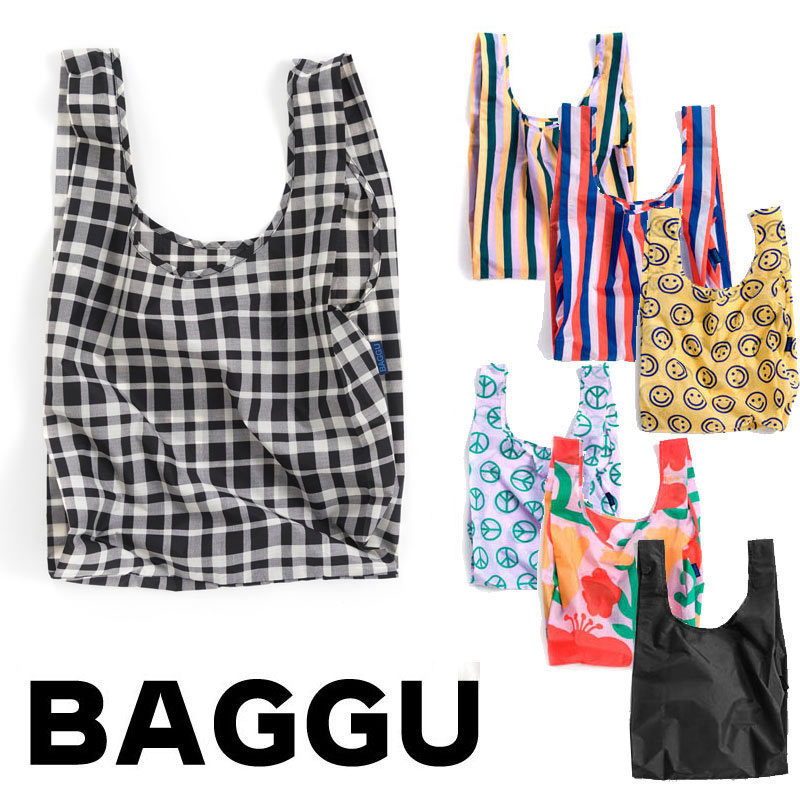 BAGGU(バグゥ)エコバッグ