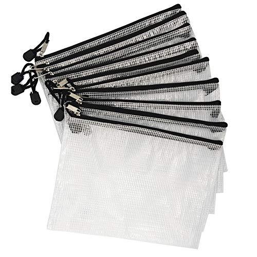 ジッパー式ファイル袋