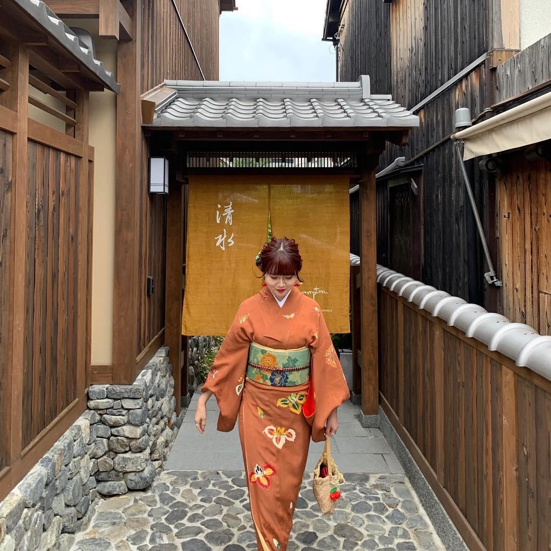 初心者さんにおすすめ京都ワンデープラン。アンティーク着物で旅行を満喫しませんか?