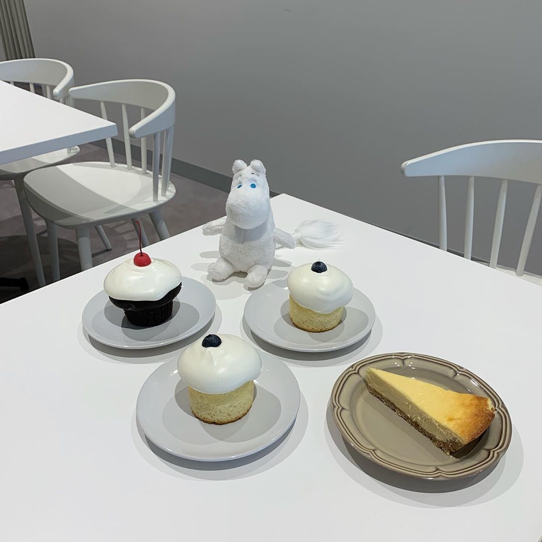食べ物まで可愛いってウワサ♡ムーミンバレーパークで物語の世界にこんにちは