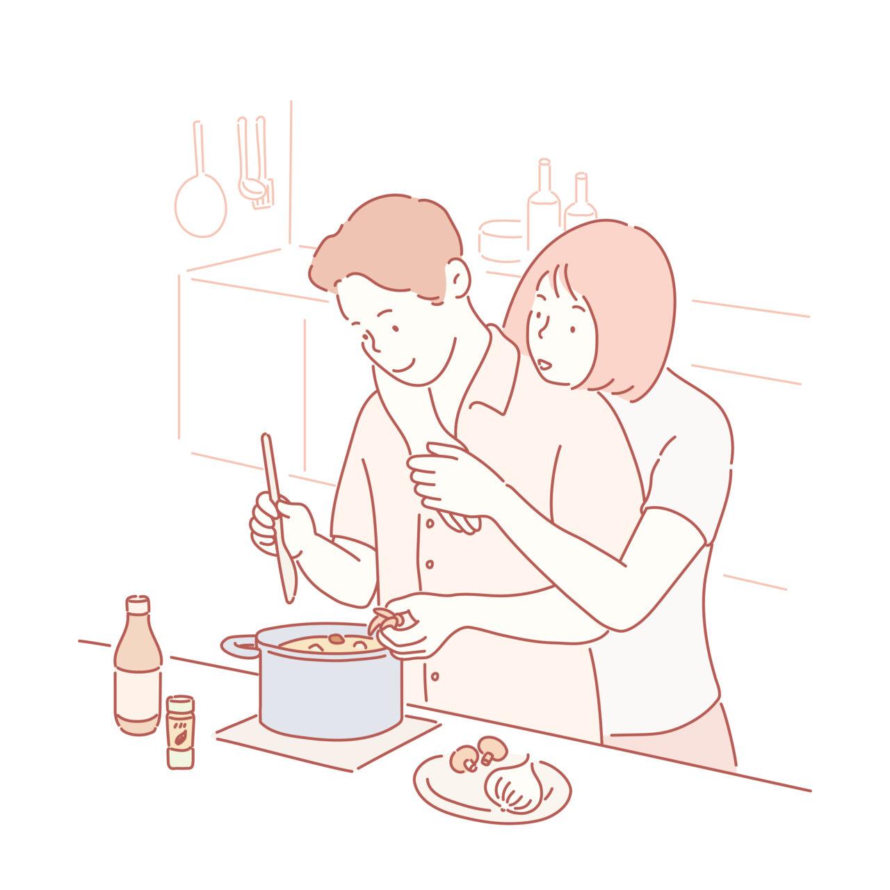 Q.実家暮らしカップルがイチャつくには?周りの目を気にしない二人の世界に浸るお話