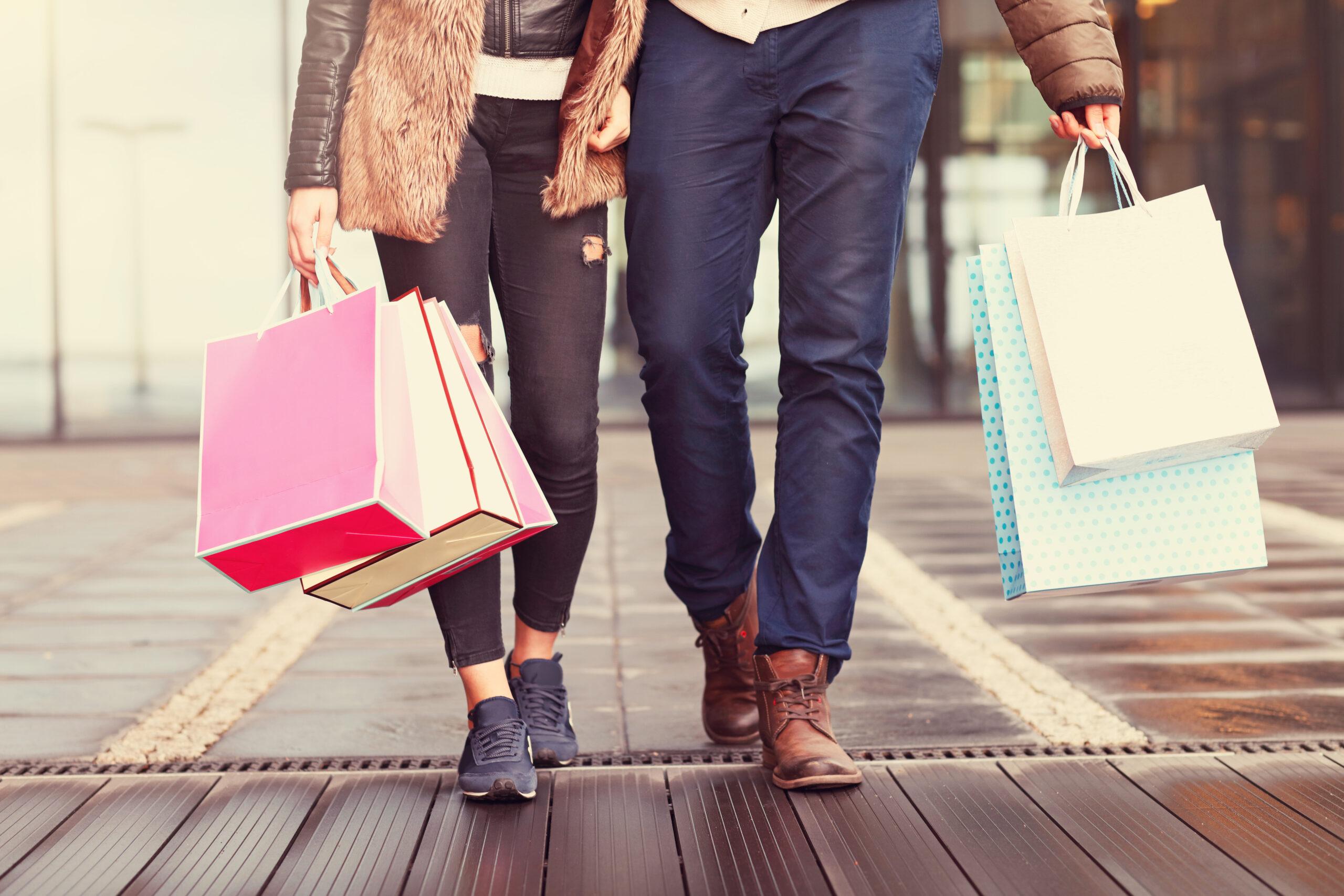 ショッピングデート、ちょっぴり不安だ…