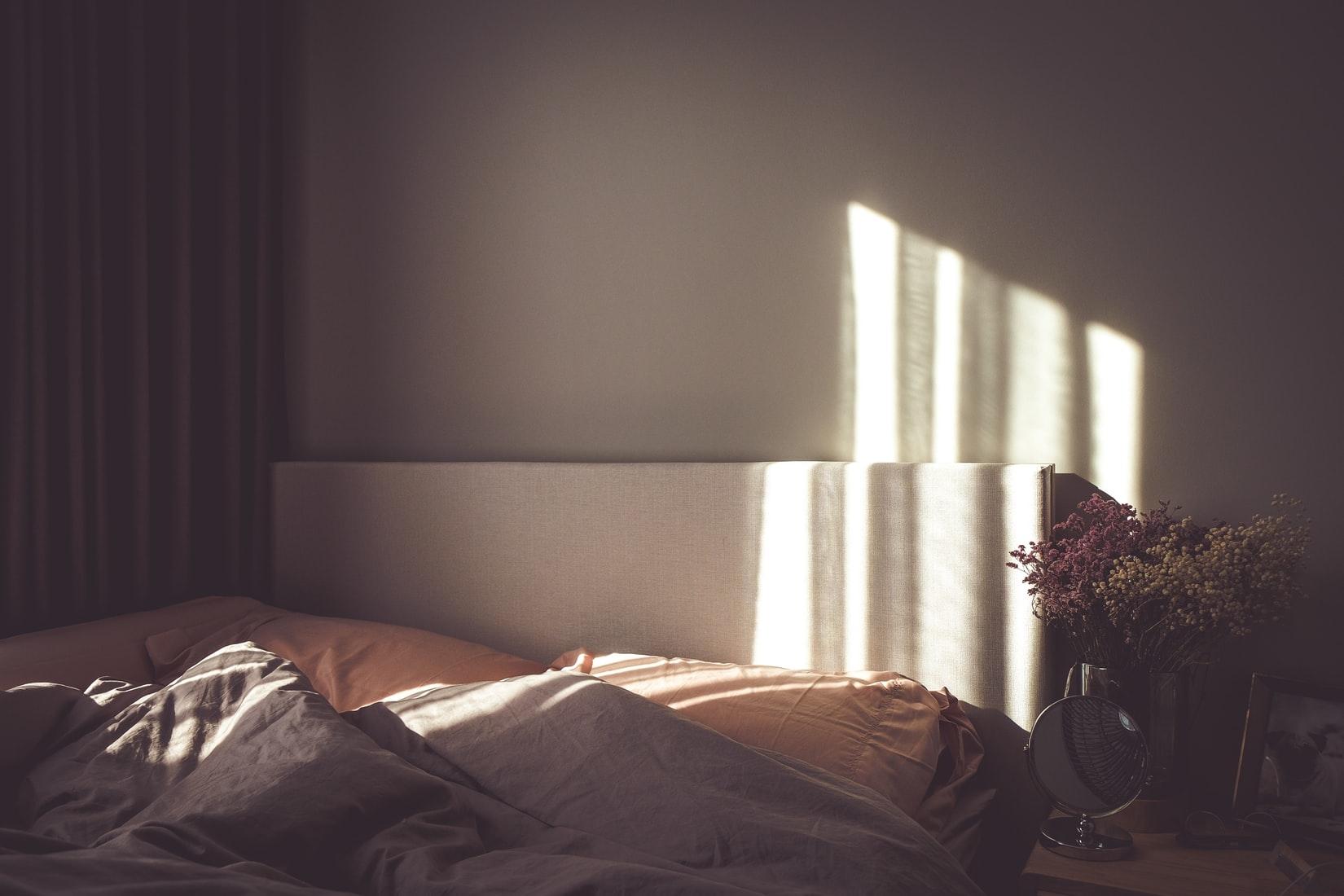 ☑︎十分な睡眠