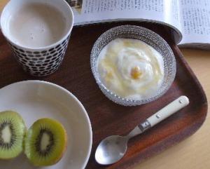 前日仕込むで朝起きるのがたのしみな朝食