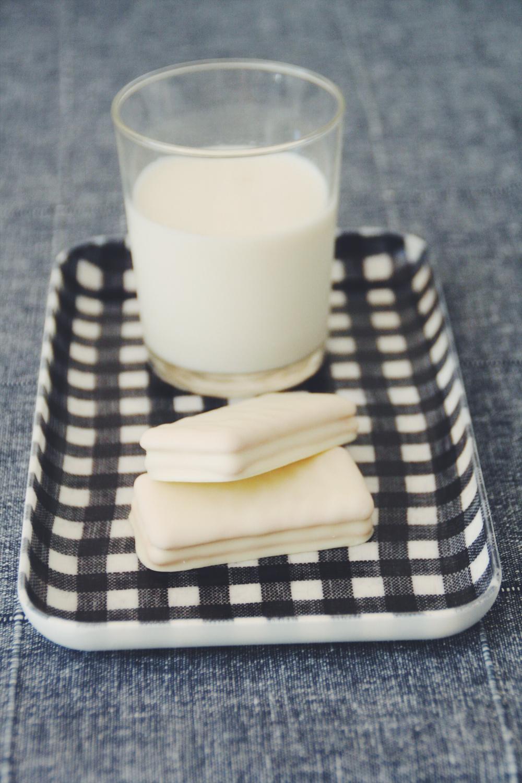 ミルクのようなまろやかさを指先に