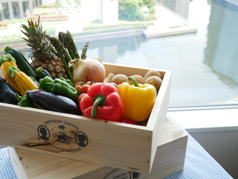 野菜、足りてますか?