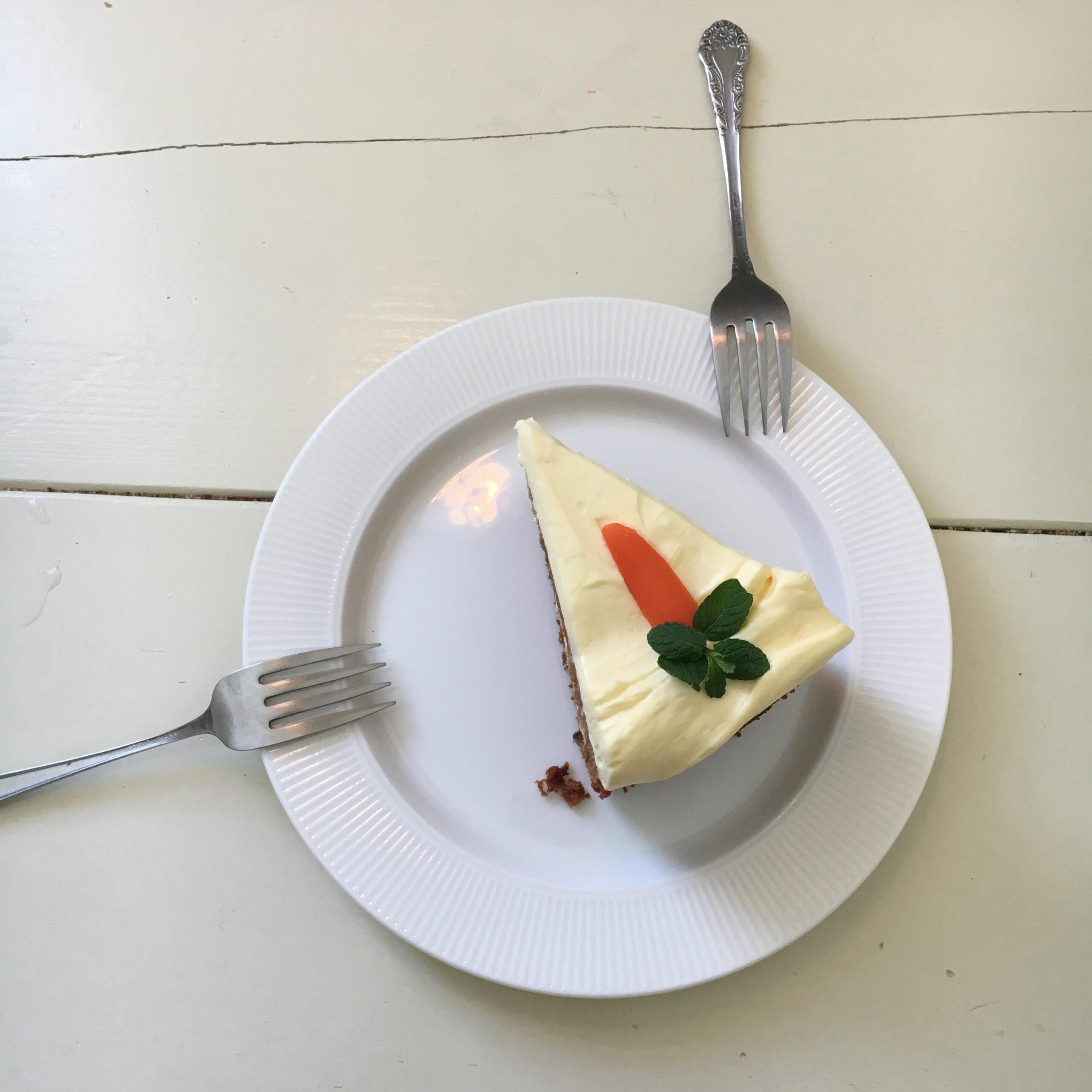 野菜はケーキで可愛く摂取♡
