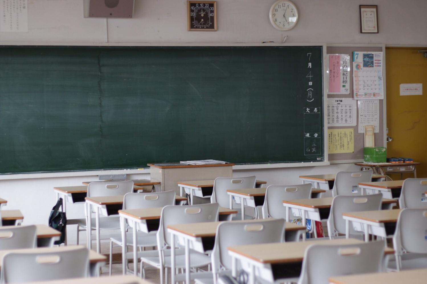校則でOKなら、学校で撮って思い出に