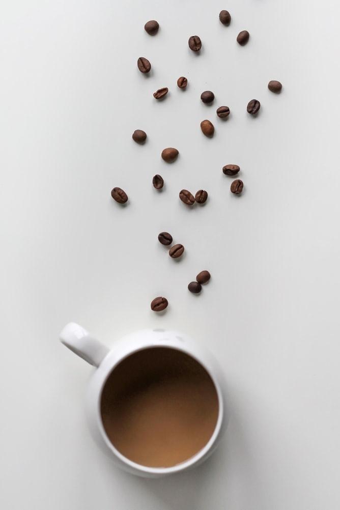 1)ドリップコーヒーが一番お得♡