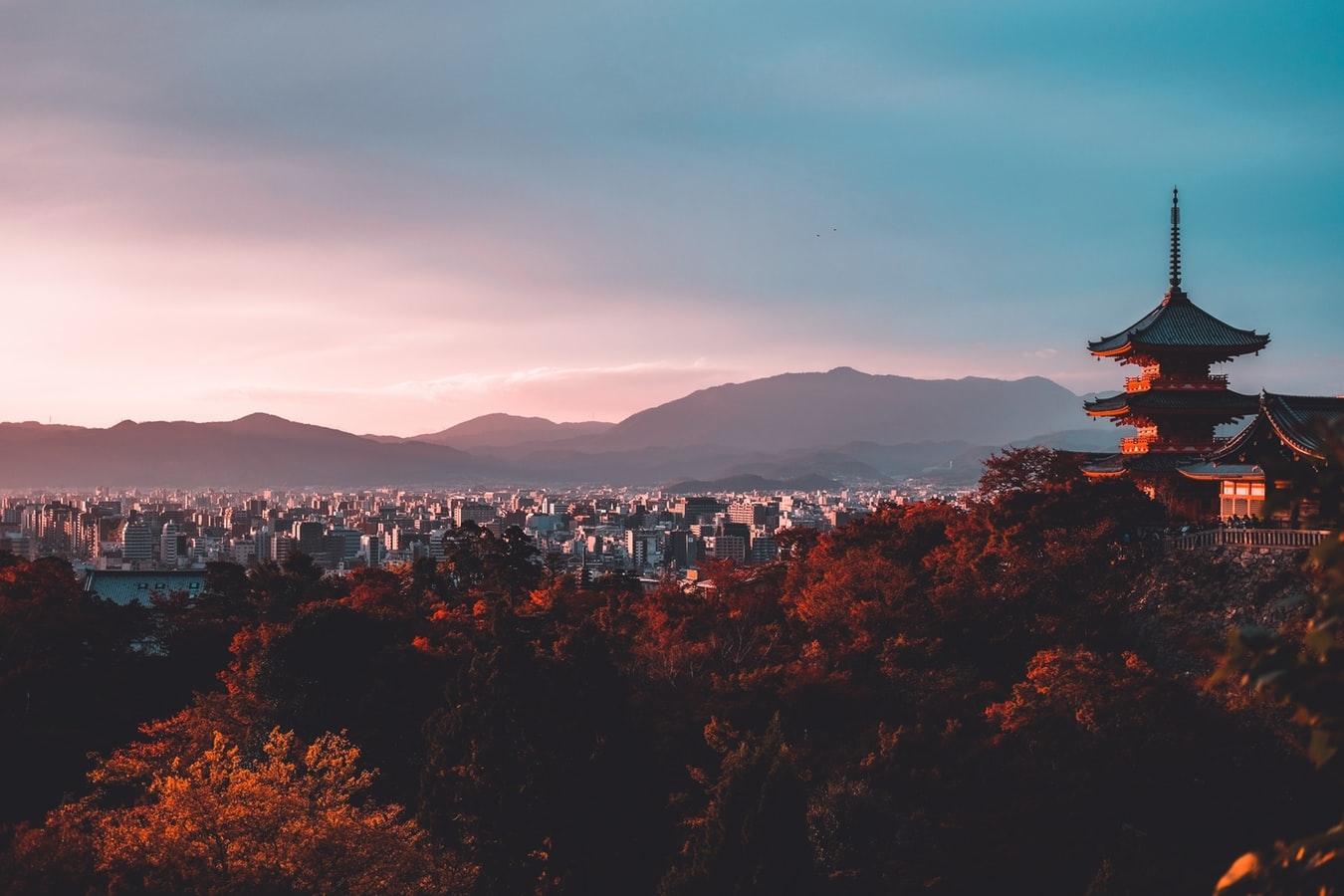 日本の美しさに倣って