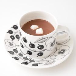 まずはホットチョコレートの基本レシピを