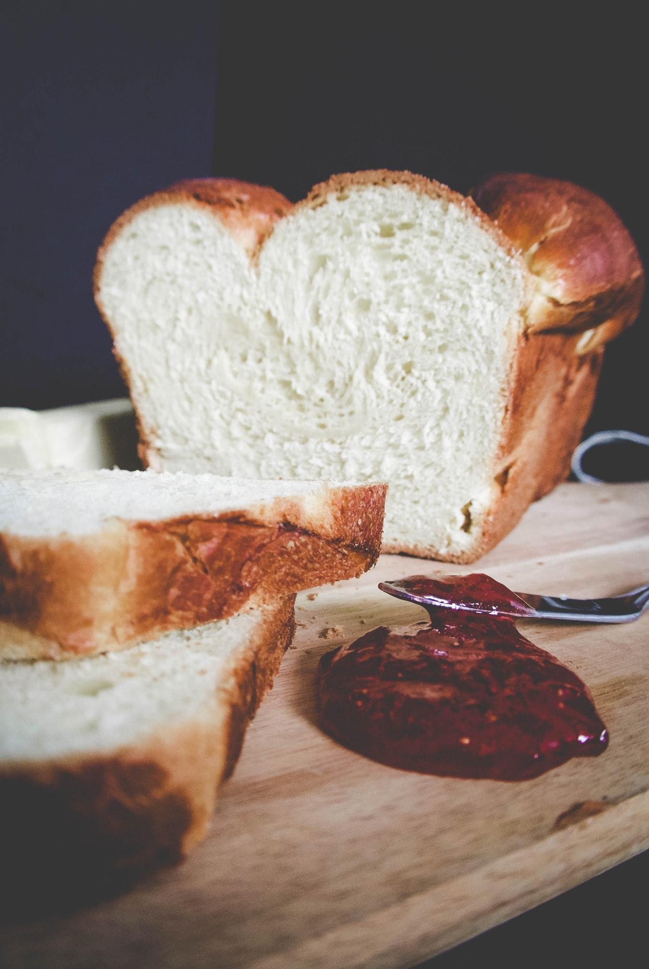 私と食パンで、充実した1週間を