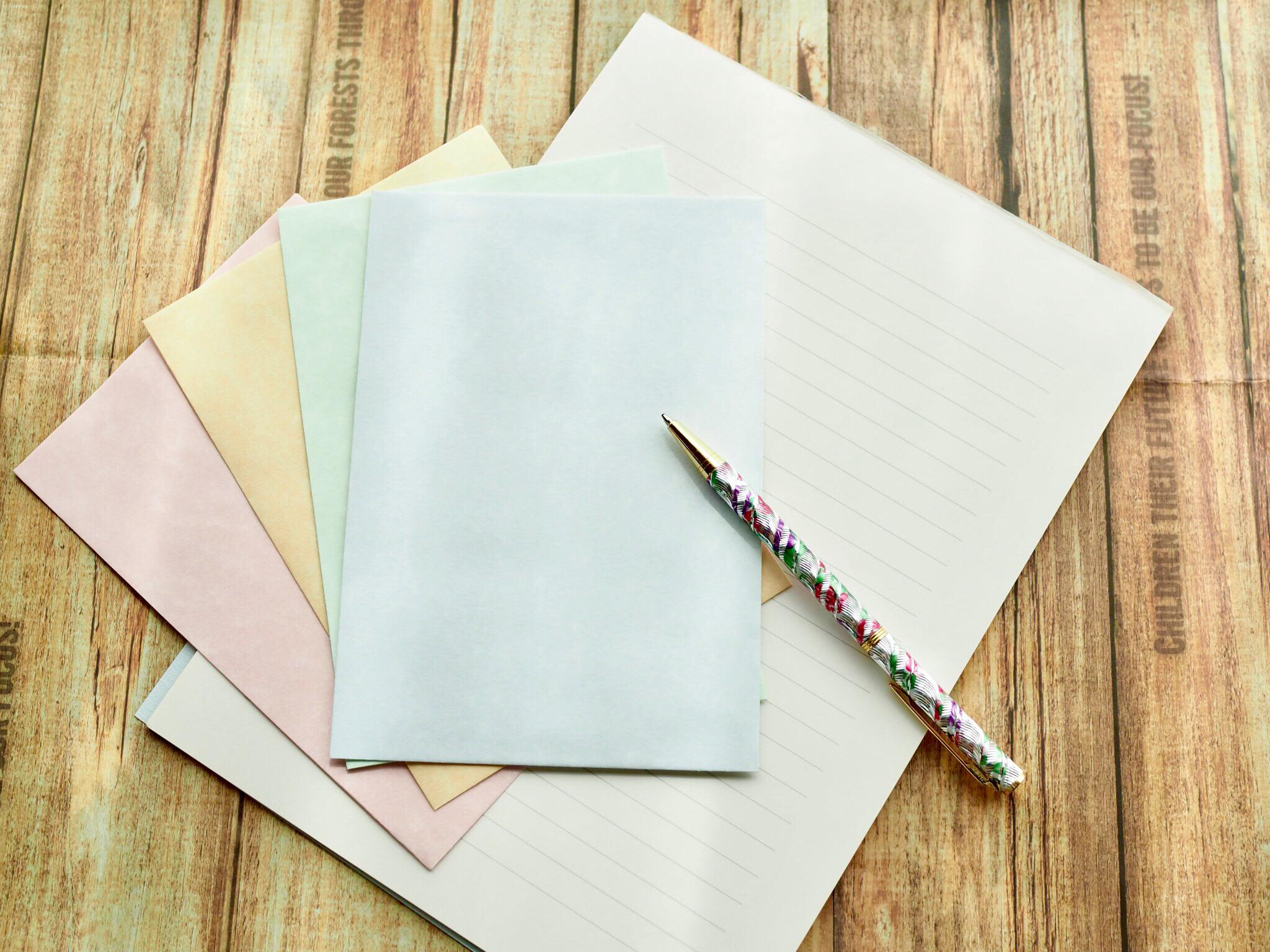|日記・手帳・手紙