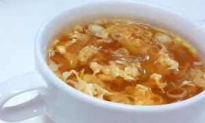 たまご春雨スープ♪♪