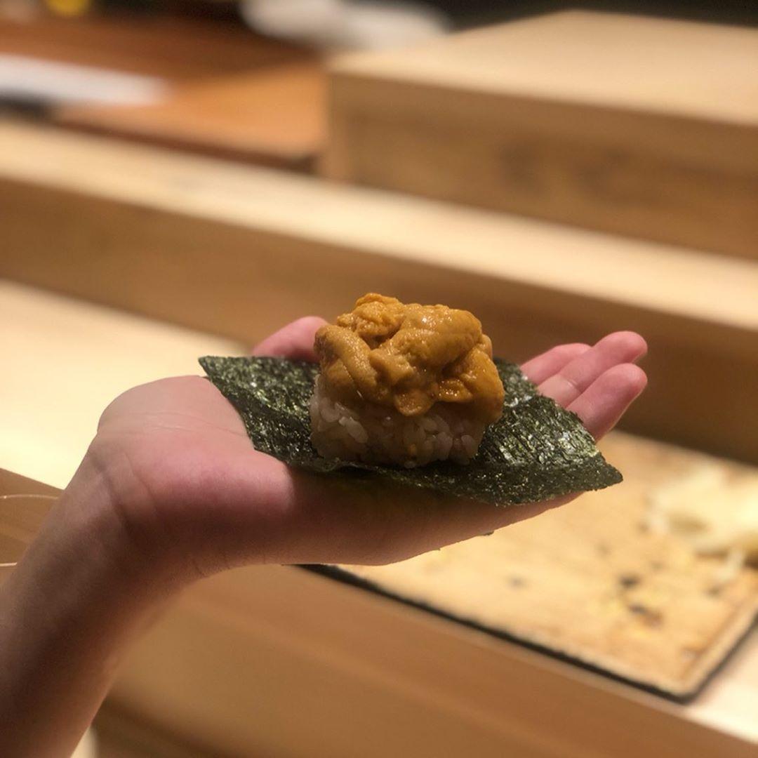 『まんてん鮨』で堂々お寿司デビュー