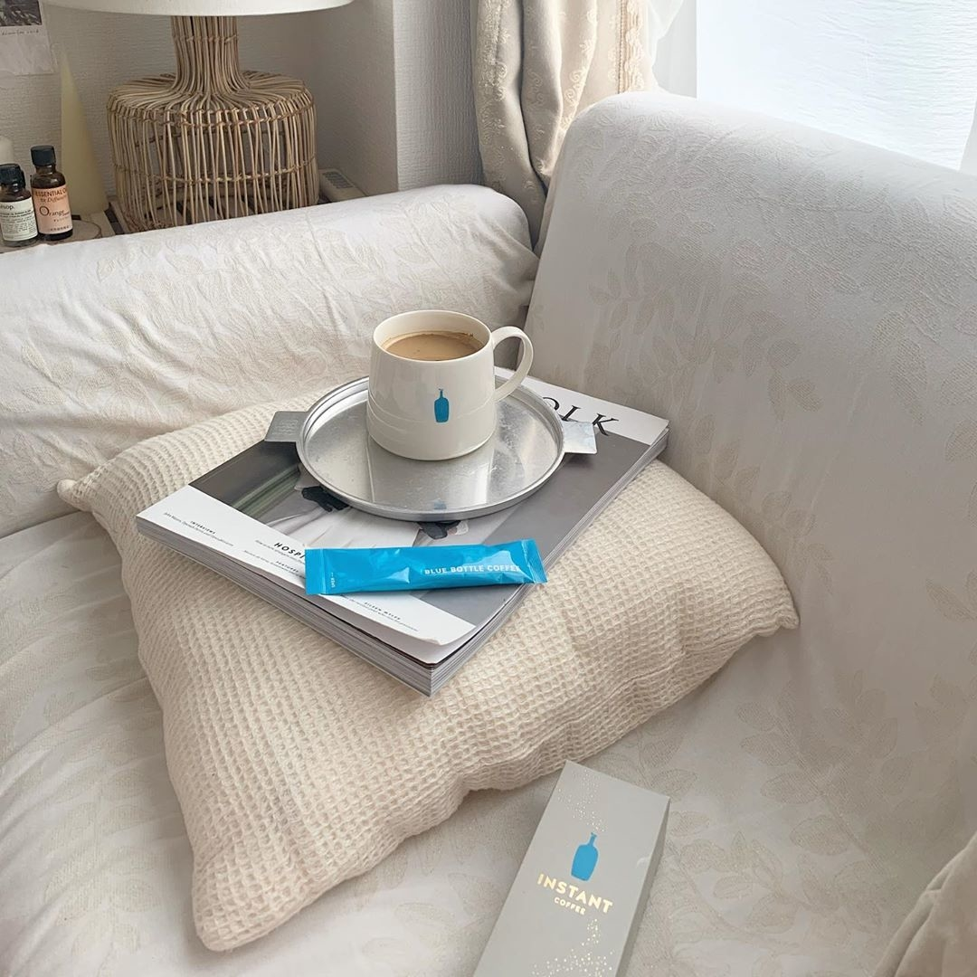 (♡)BLUE BOTTLE COFFEE