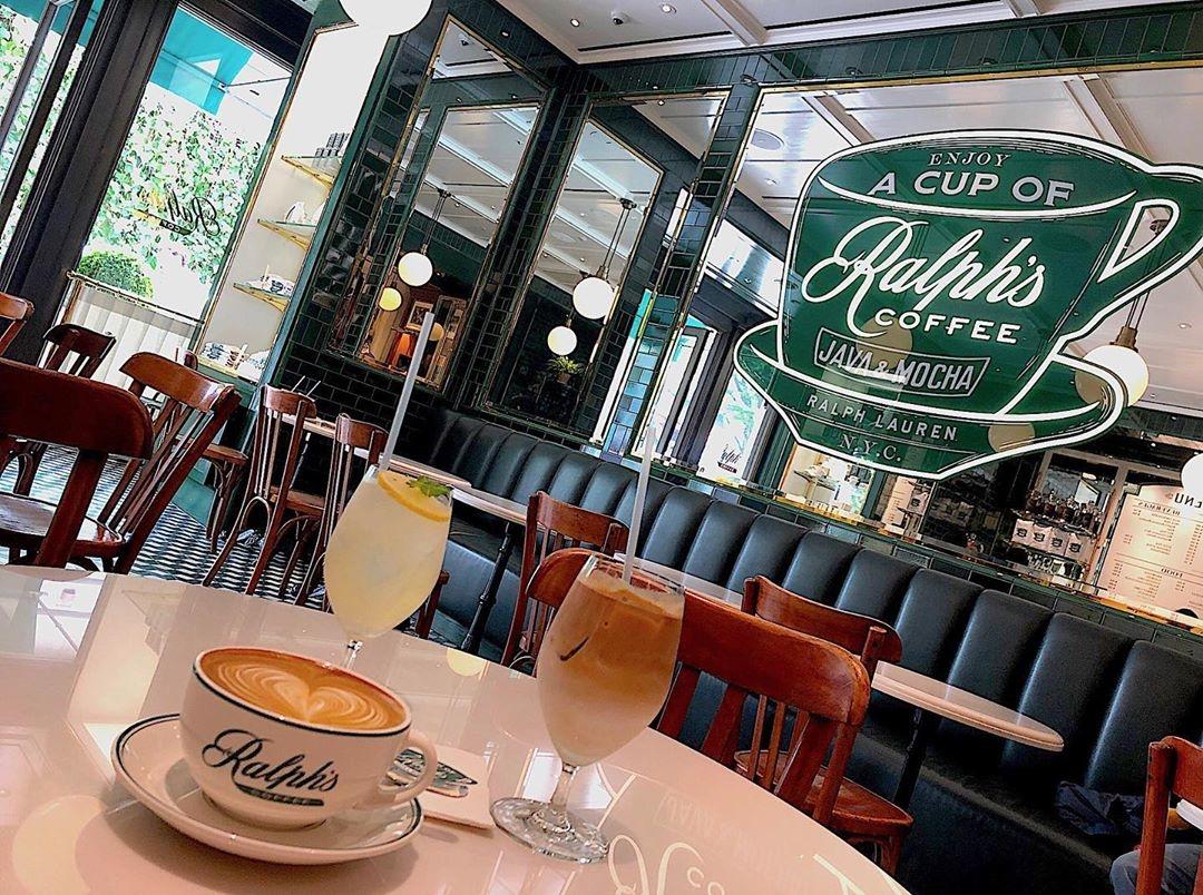『Ralph's Coffee Omotesando』
