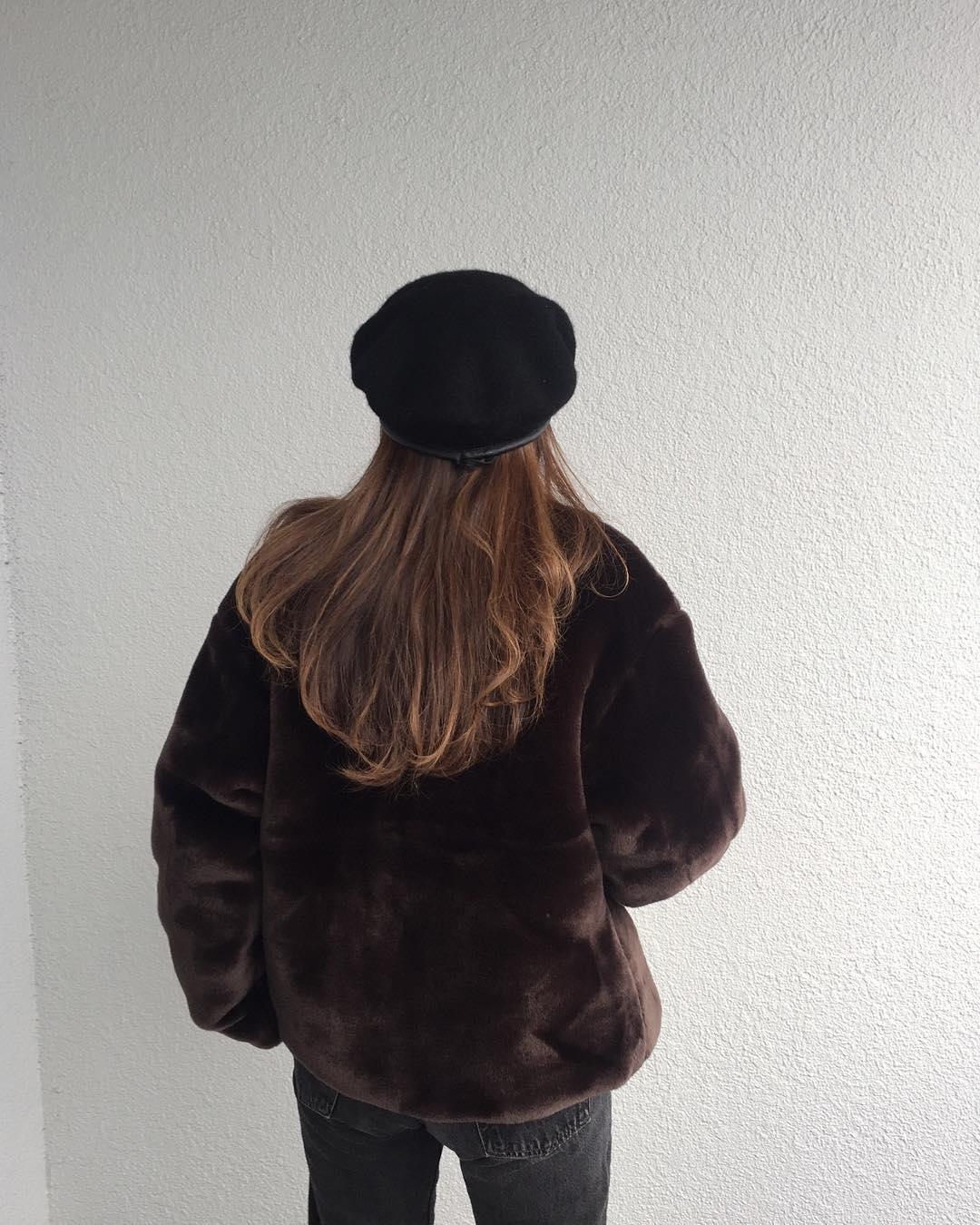 コートの中はどんなコーデ?