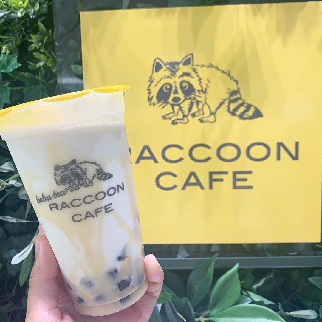 RACCOON CAFEへ行こう♡