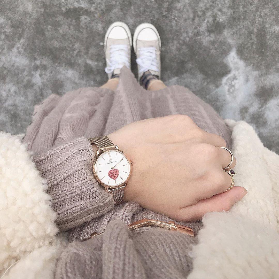 相棒になってくれる腕時計を新調