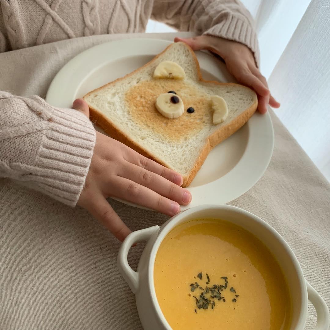 くまさんトースト+αレシピ
