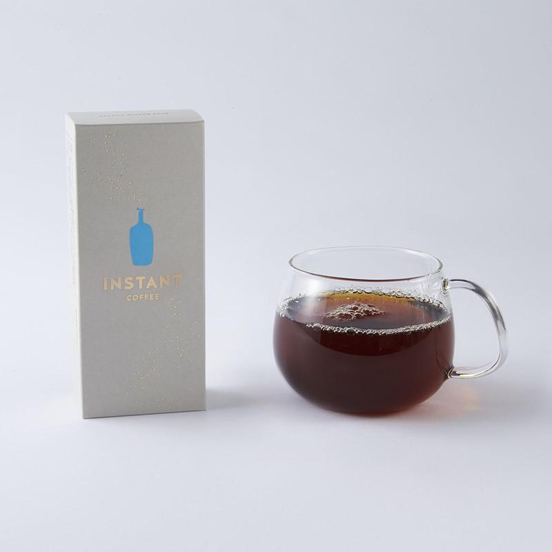 ブルーボトル インスタントコーヒー