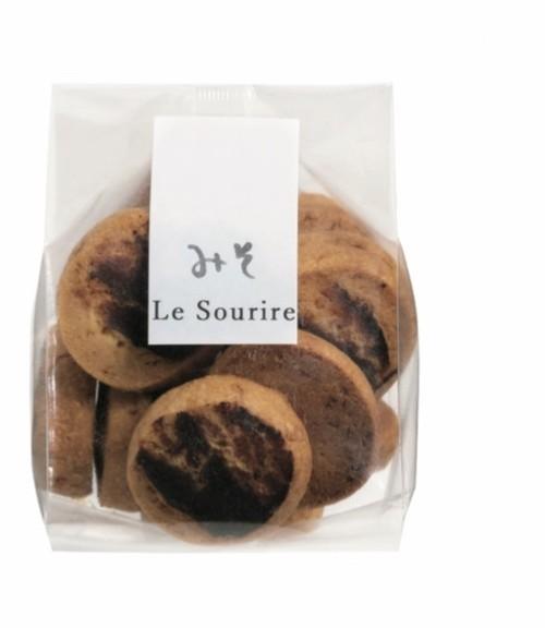 味噌のクッキー