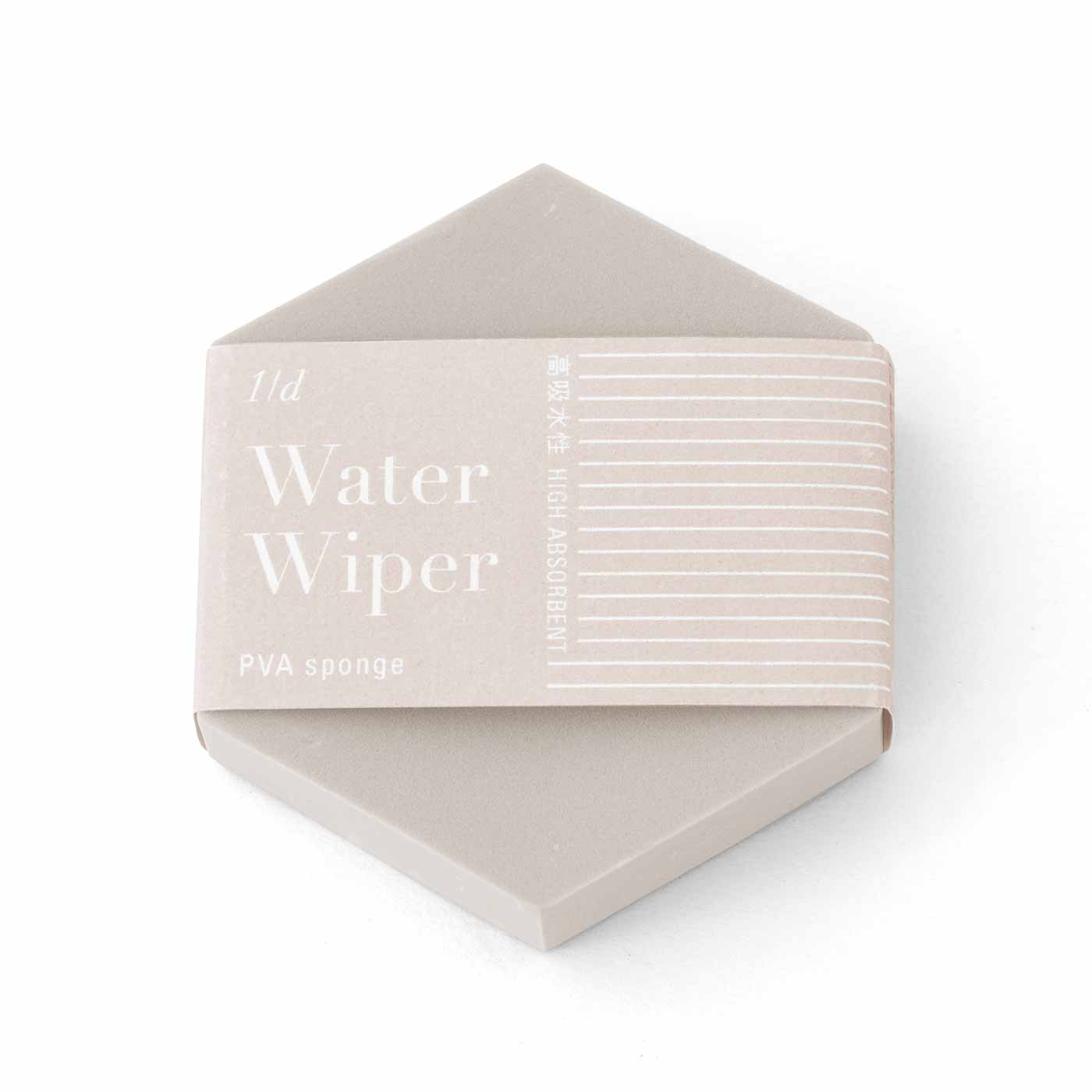 1/d for Water Wiper