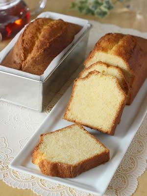 ブリキ パウンドケーキ型 18cm