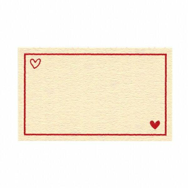 メッセージカード 名刺サイズ