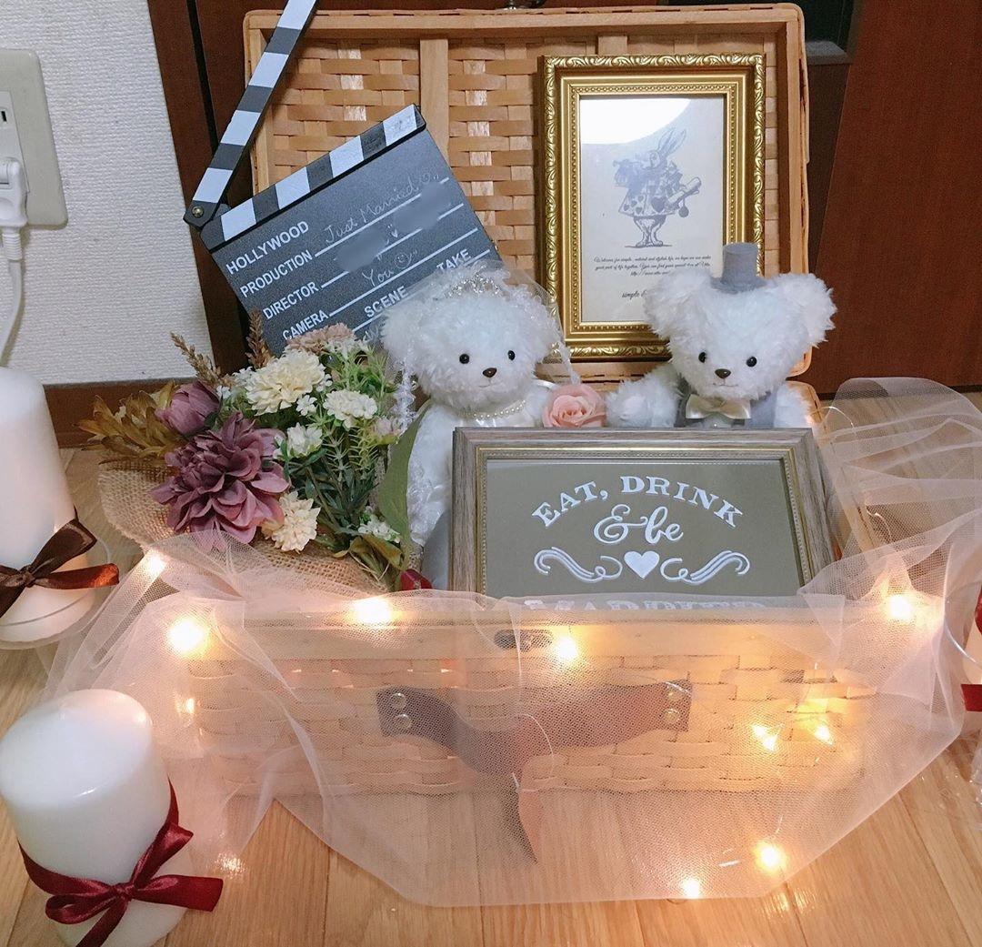 """結婚式、こだわりポイントのひとつは""""ウェルカムドール""""。可愛いペアドールをcheck"""