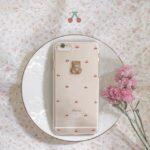 毎日見ていることが眼福です♡かぶらないiPhoneケースはハンドメイドをポチっ