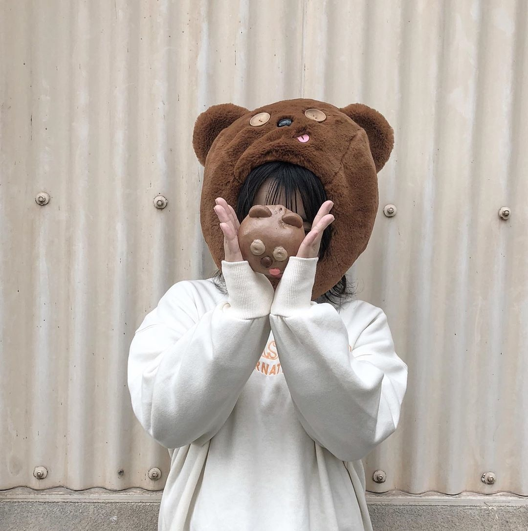 USJでは、今っぽクマさんで映えたいの。インスタで発掘♡真似したいティム写真集