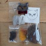 新しい趣味に、こんにちは。羊毛フェルト・水引・刺繍のキットで始める手芸生活
