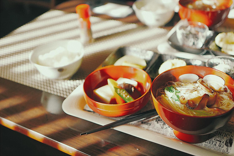 ◎:ダイエット中の朝は和食がオススメ