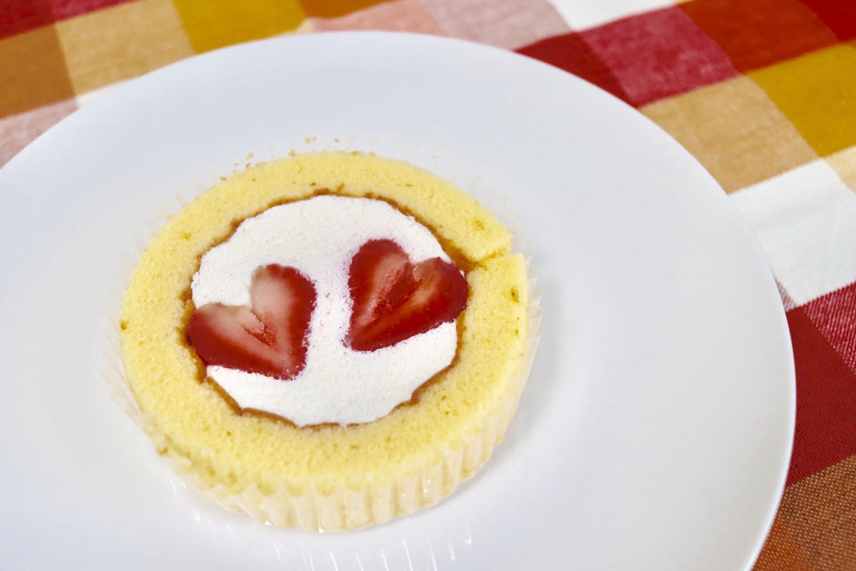 22日限定のプレミアムロールケーキ