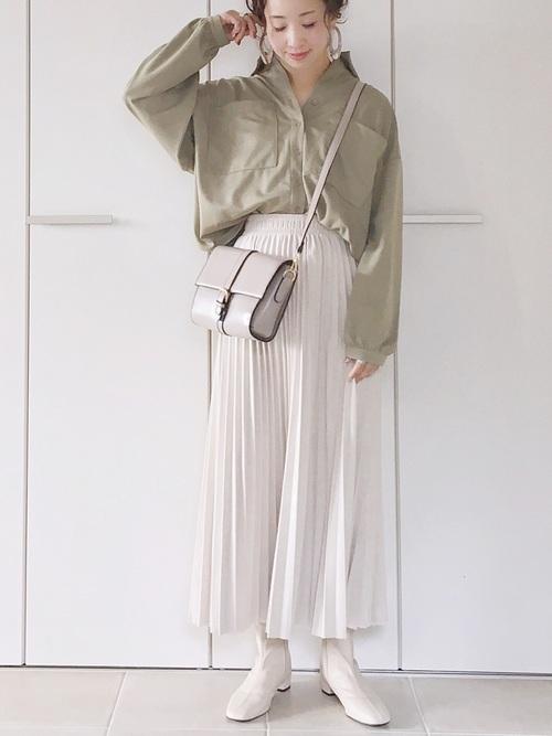 どんなスカートを翻そうか