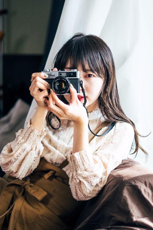 写真を撮る時