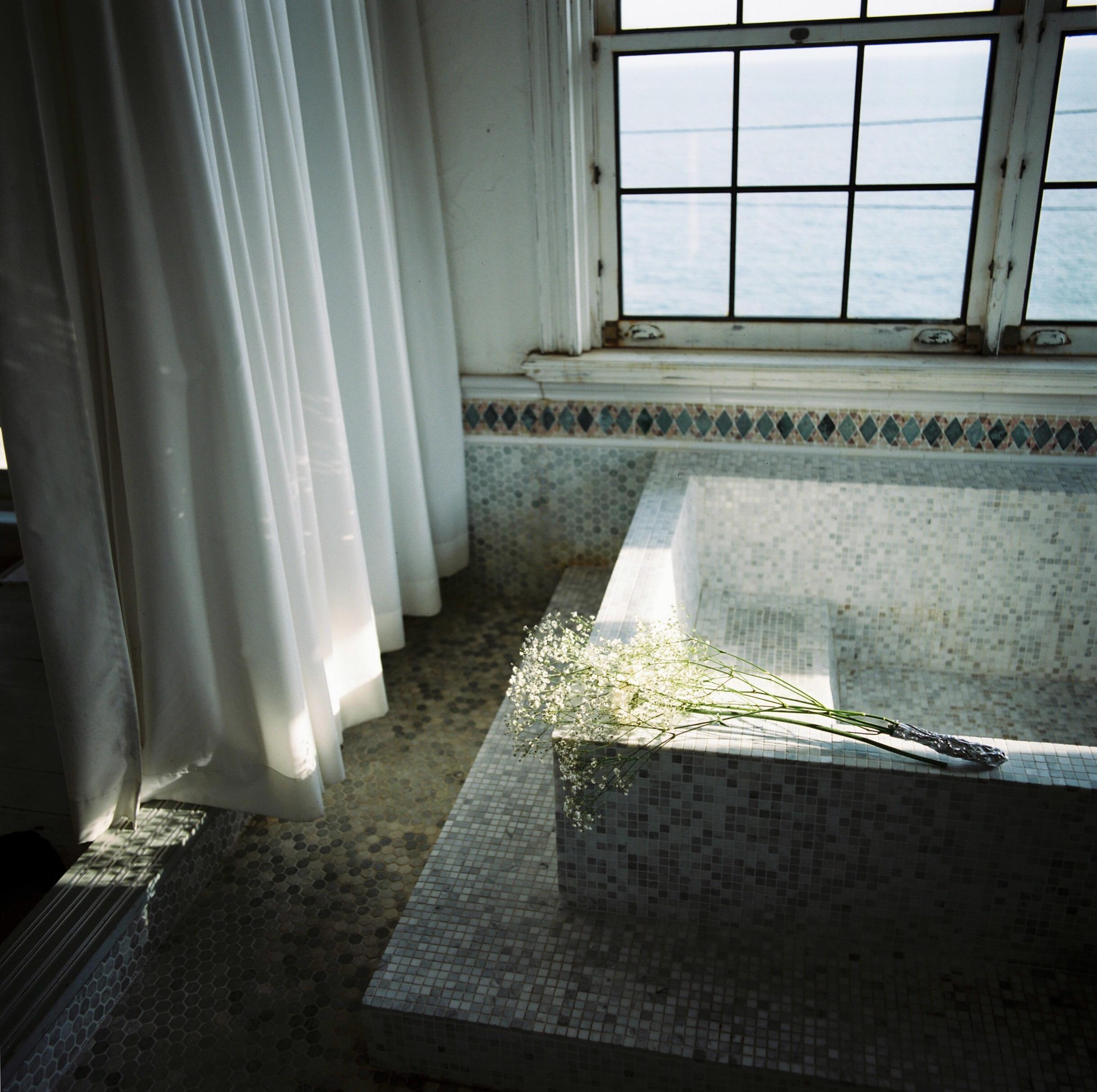 ▽自発的にお風呂掃除をする