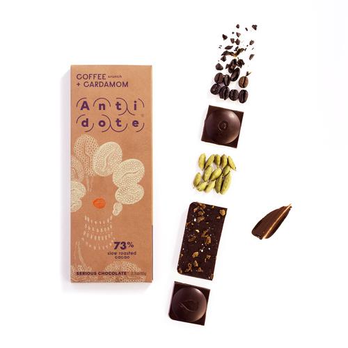 4:Antidote chocolate