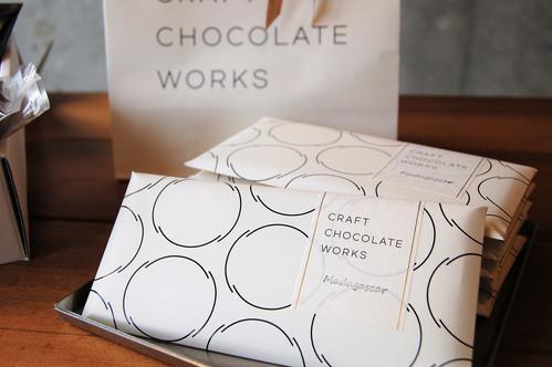 5:CRAFT CHOCOLATE WORKS