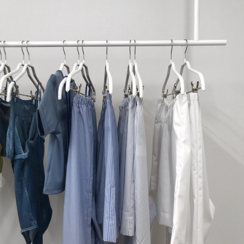 1.着ない服を捨てる