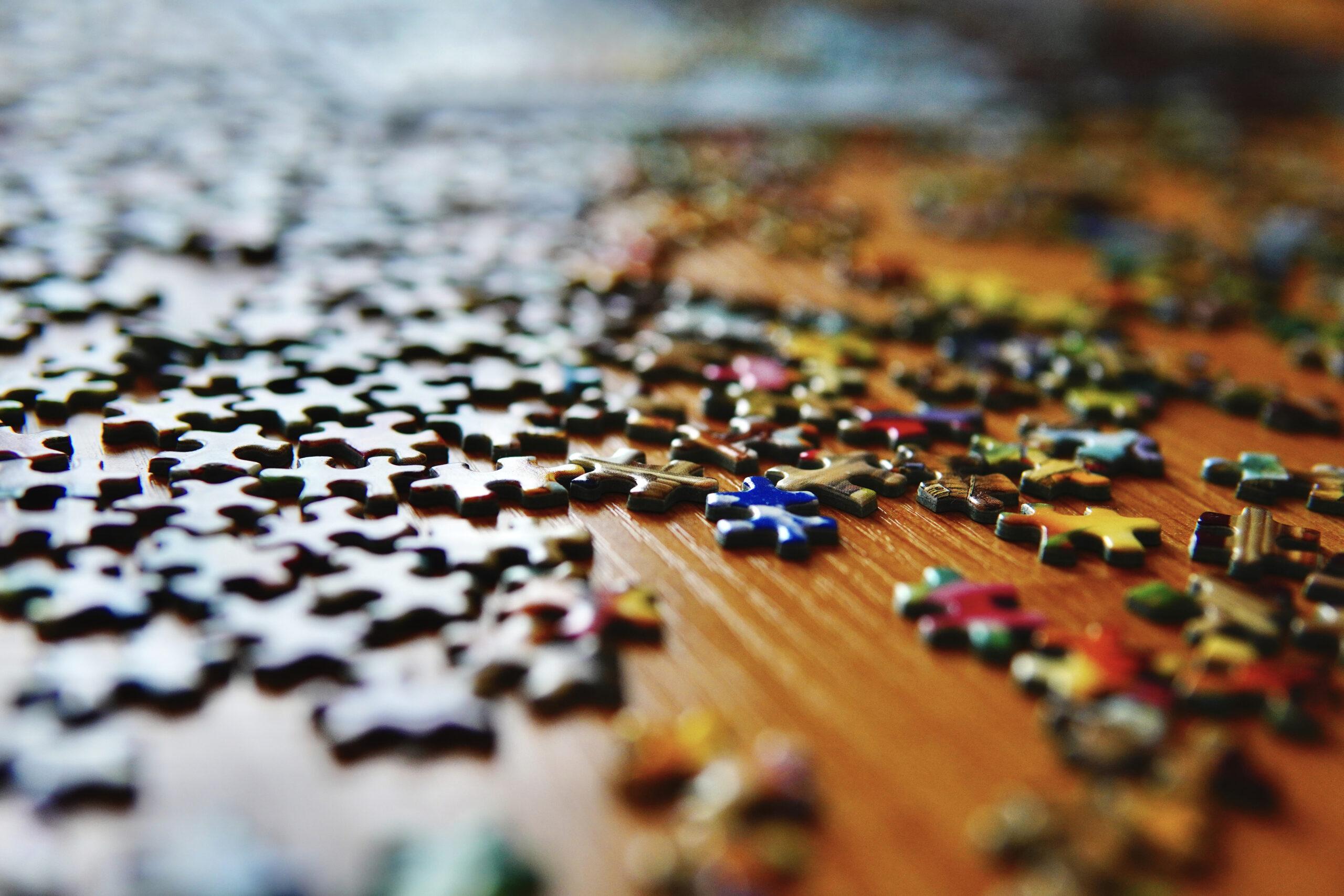 |パズルで頭を動かして